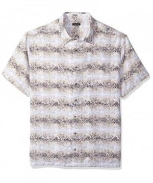 Van Heusen Printed Sleeve X Large