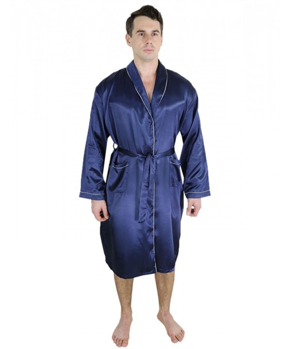 SUPER SILK Lounge Pajama Bathrobe