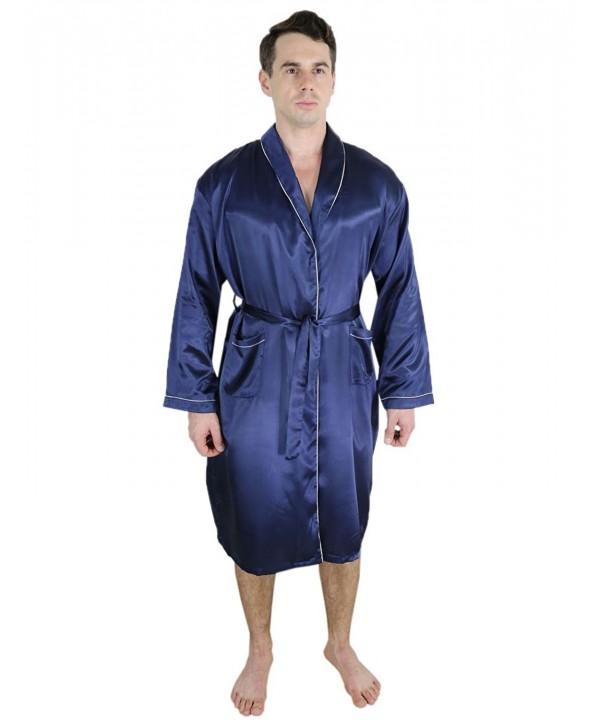 SUPER SILK Lounge Pajama Bathrobe