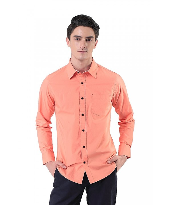 Pau1Hami1ton Sleeve Casual Shirts Cotton