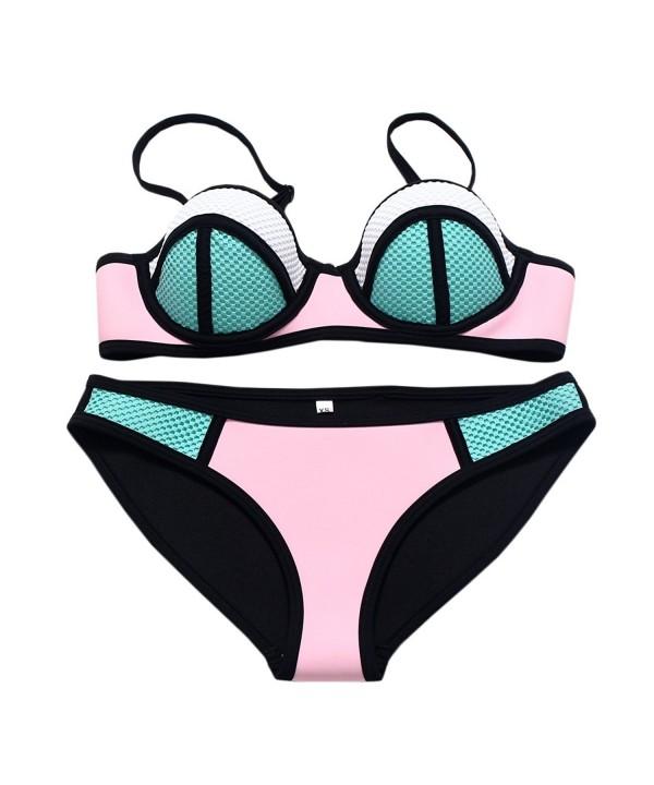 RELTANGL Conjoin Neoprene Swimwear Swimsuit