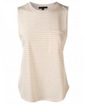 7Encounter Womens Striped Fashion Pocket