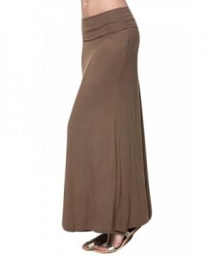 Azules Womens Rayon Span Skirt