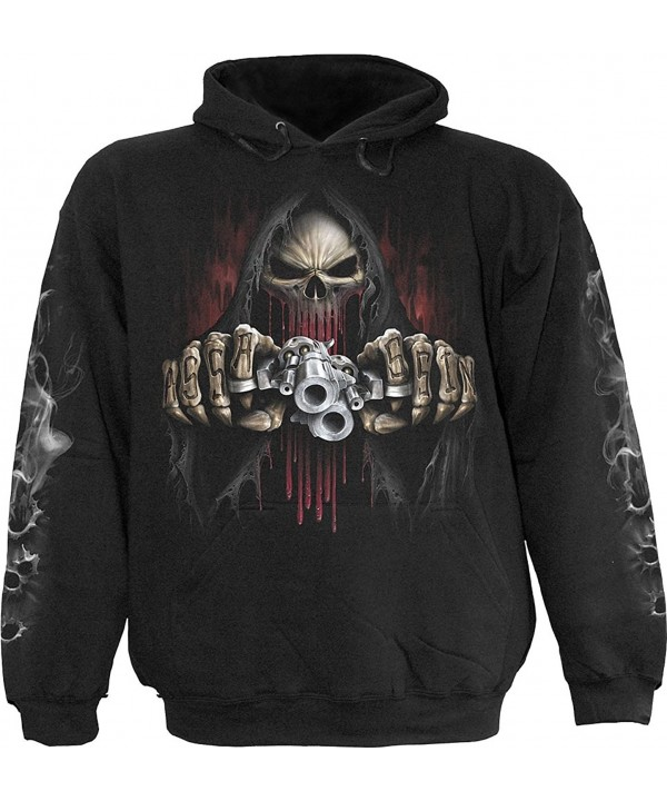 Spiral Mens ASSASSIN Hoody Black