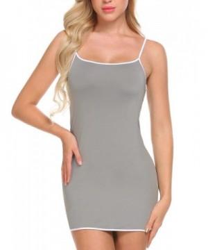 Ekouaer Nightwear Womens Nightgown Lingerie