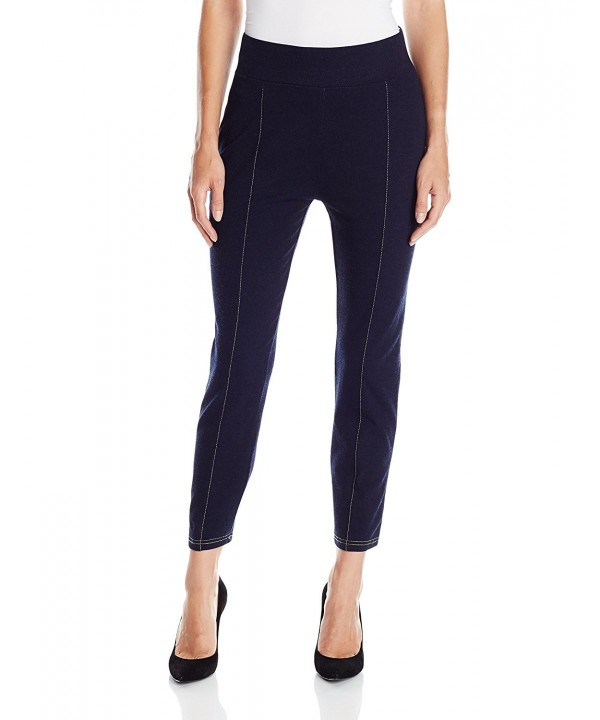 Sag Harbor Womens Seamed Legging