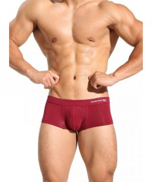 Ouber Comfort Briefs Underpants Winered