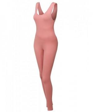 Made Emma Sleeveless Jumpsuit Bodysuit