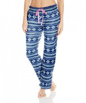 Bottoms Out Womens Printed Fleece