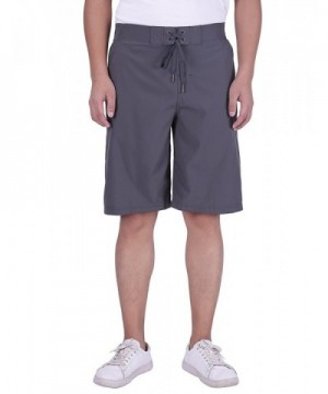 HDE Casual Hybrid Boardshort Charcoal