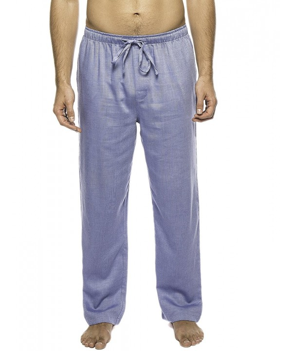 Twin Woven Cotton Lounge Pants