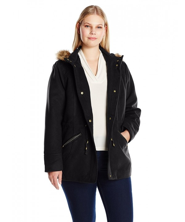 Jason Maxwell Womens Hooded Jacket