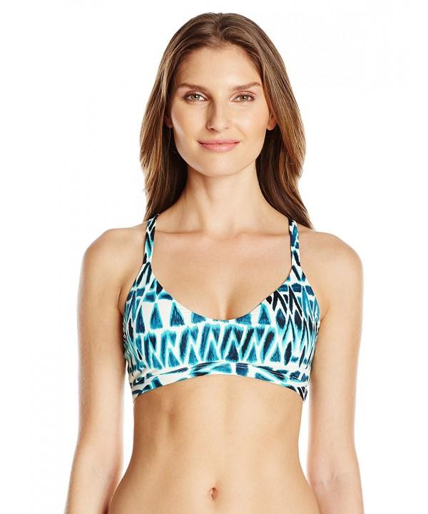 164d259bf2e Junior's Plus Size Allure Flounce Bikini Top - Black - CT12O6E9J6E