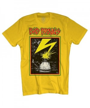 Merch Direct Bad Brains Capitol