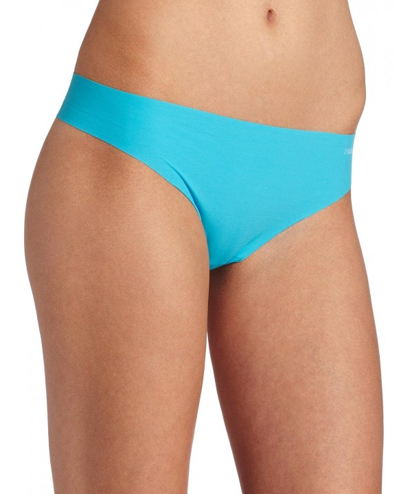 Zobha Womens Thong Underwear Large