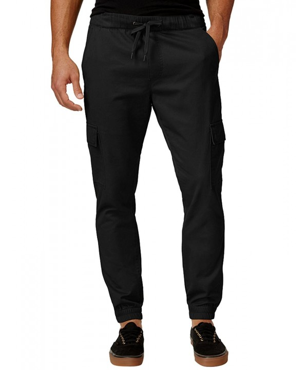 Joggers Fashion Cotton Regular 34W31L