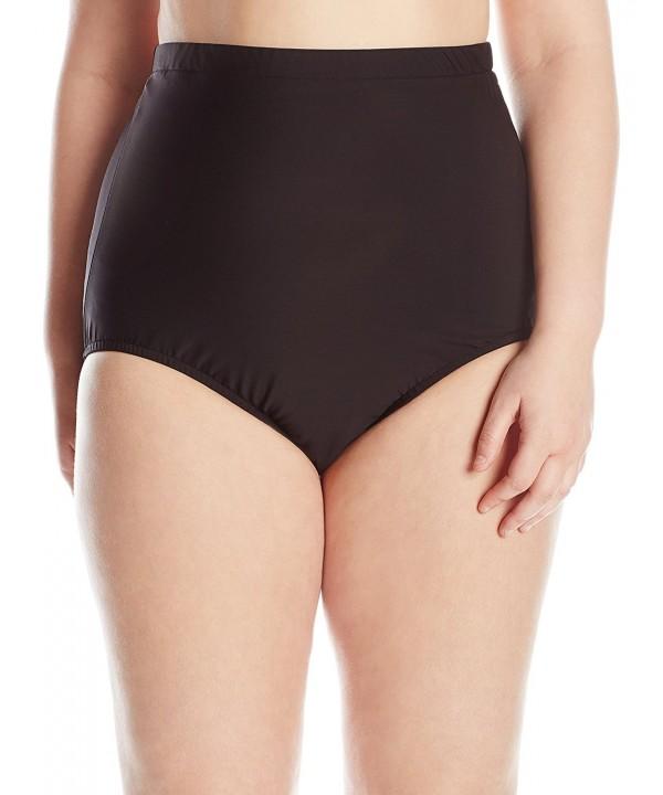Penbrooke Womens Plus Size Control Bikini