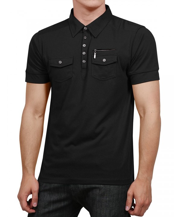 NE PEOPLE Casual Sleeve BLACK M