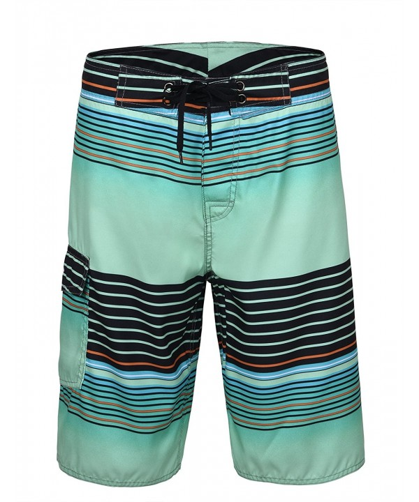 Nonwe Stripe Shorts Trunks Lining