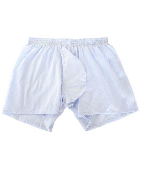 MSPEC 3D Crotch Breathable Chambray Boxers