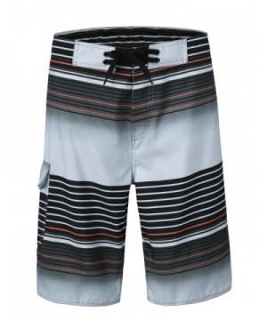 Nonwe Boardshorts Colorful Stripe 13100 30