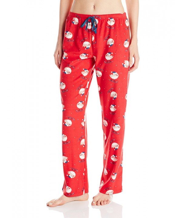 Jockey Womens Microfleece Pajama X Large
