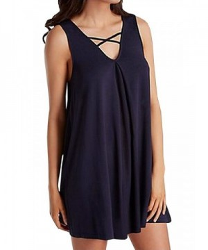 Mobisi Sleeveless Chemise Nightgown Sleepwear