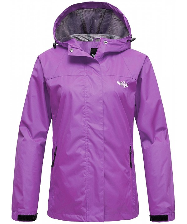 Wantdo Windproof Windbreaker Outwear Mountaineering