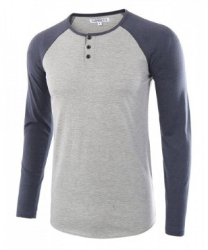 HARBETH Casual Sleeve Baseball T Shirts