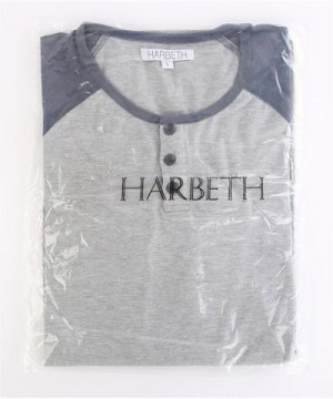 7e1379e6 HARBETH Casual Sleeve Baseball T Shirts; Cheap Real Men's T-Shirts On Sale;  Cheap Men's Shirts ...