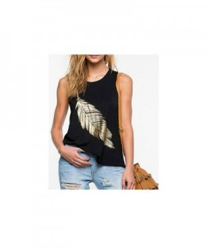 Shirts Sleeveless Fashion T Shirts X Large