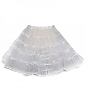 White Petticoat German Dirndl Dress