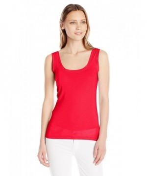 VELVET GRAHAM SPENCER Scoop Neck Snapper