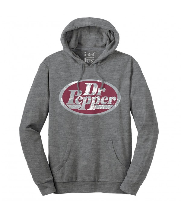 Pepper Silver Logo Touch Hoodie medium