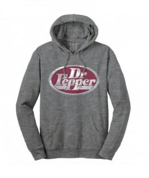 Pepper Silver Logo Touch Hoodie medium