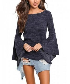 SunnyLady Women Sleeve Blouse T Shirt