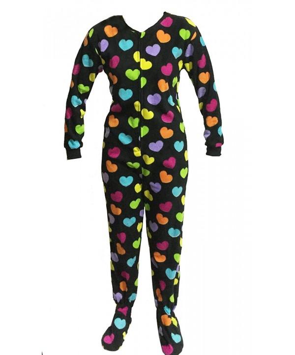 Fun Apparel Footies Pajamas Goodnight