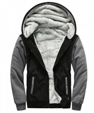 Winter Thicken Padded Sweatershirt Hoodie