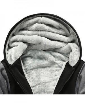 Cheap Men's Fleece Coats Clearance Sale