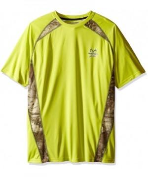Realtree Performance Colorblock Raglan Shirt