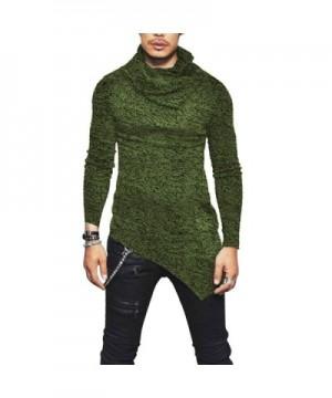 Cotton Hipster T Shirts Irregular Pullover