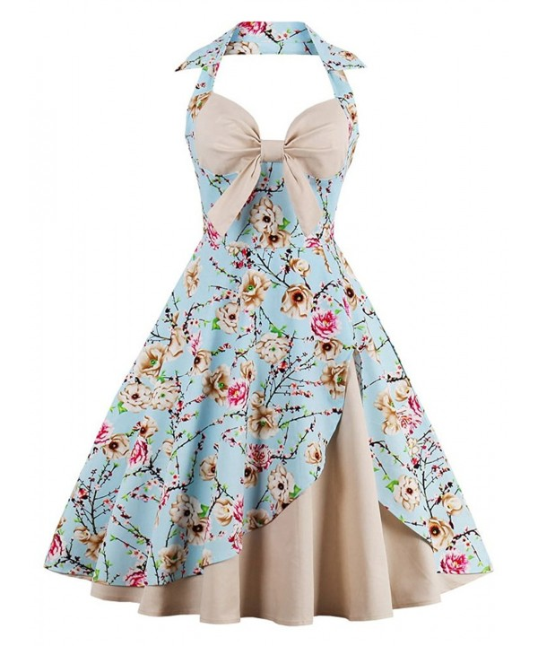 Adreamly Vintage Cocktail Rockabilly Dresses