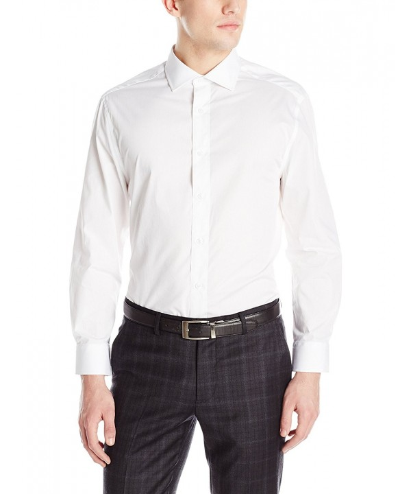 Nick Graham Poplin Spread Collar