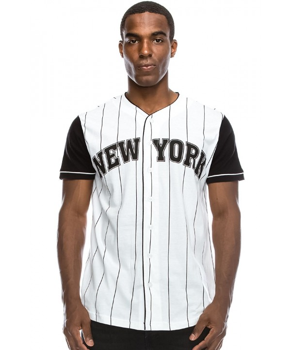 JC DISTRO Hipster Baseball Jersey