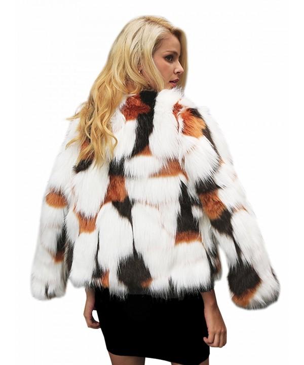 Simplee Womens Winter Sleeve Outwear