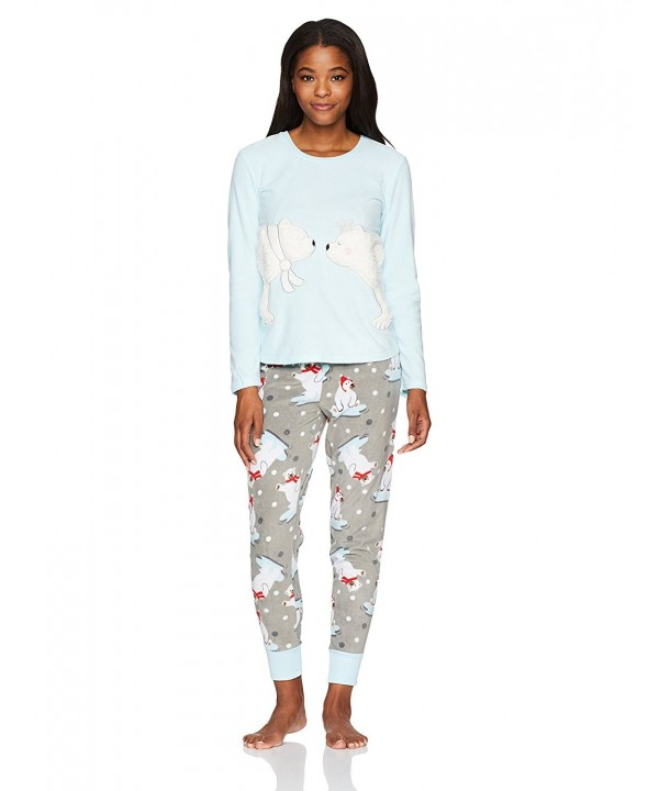 PJ Couture Womens Cuddly Critters