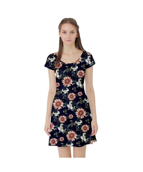 CowCow Daisy Vintage Floral Sleeve
