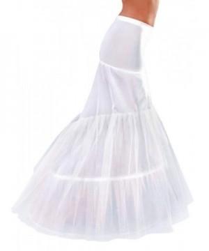 MISSYDRESS Floor length Mermaid Fishtail Petticoat