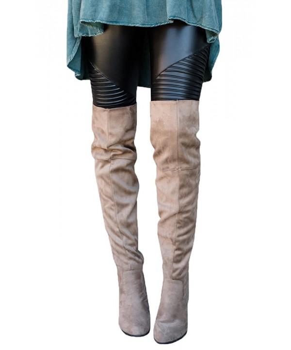 Lovaru Fashion Stretchy Leather Leggings