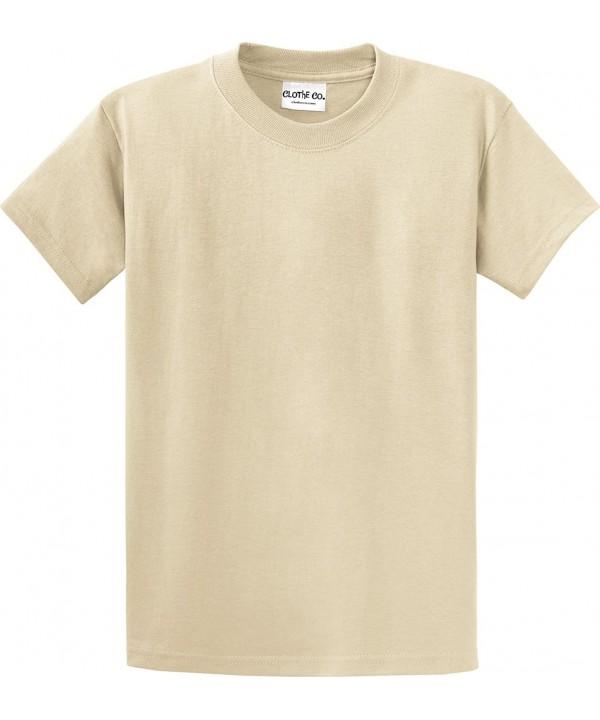 Clothe Co Heavyweight Cotton T Shirt